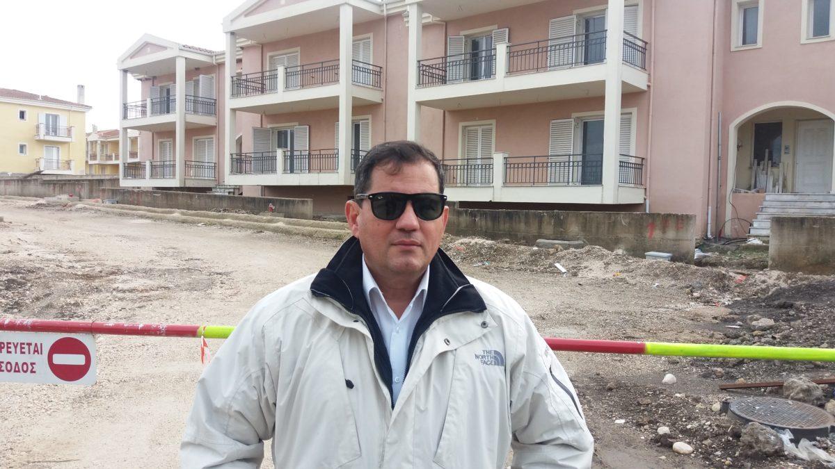 Εργατικές κατοικίες στον Αη Γιάννη της Κέρκυρας και Κ. Παυλίδης