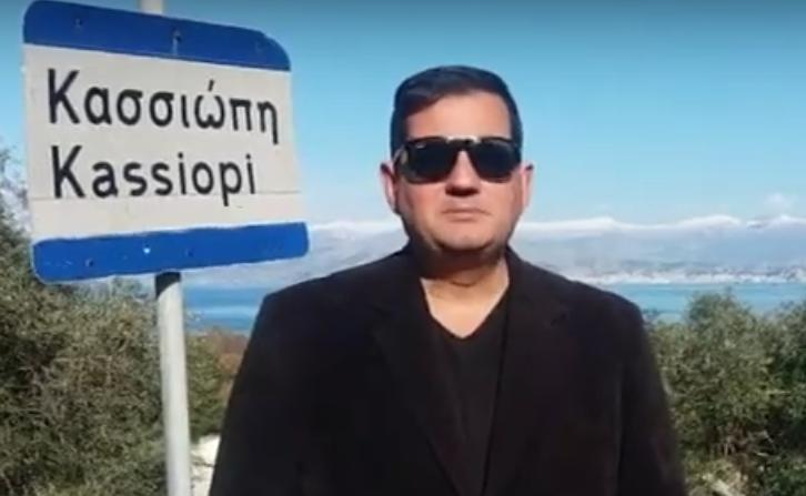 Μήνυμα στον νέο ΥΠΕΘΑ, Ευάγγελο Αποστολάκη (βίντεο)