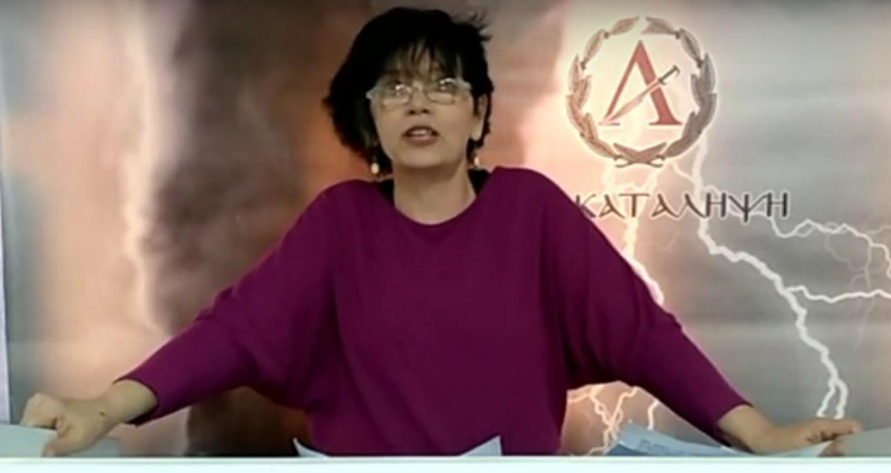 Η συγγραφέας Έλενα Κουβελιώτη μιλάει για το δημογραφικό (βίντεο)