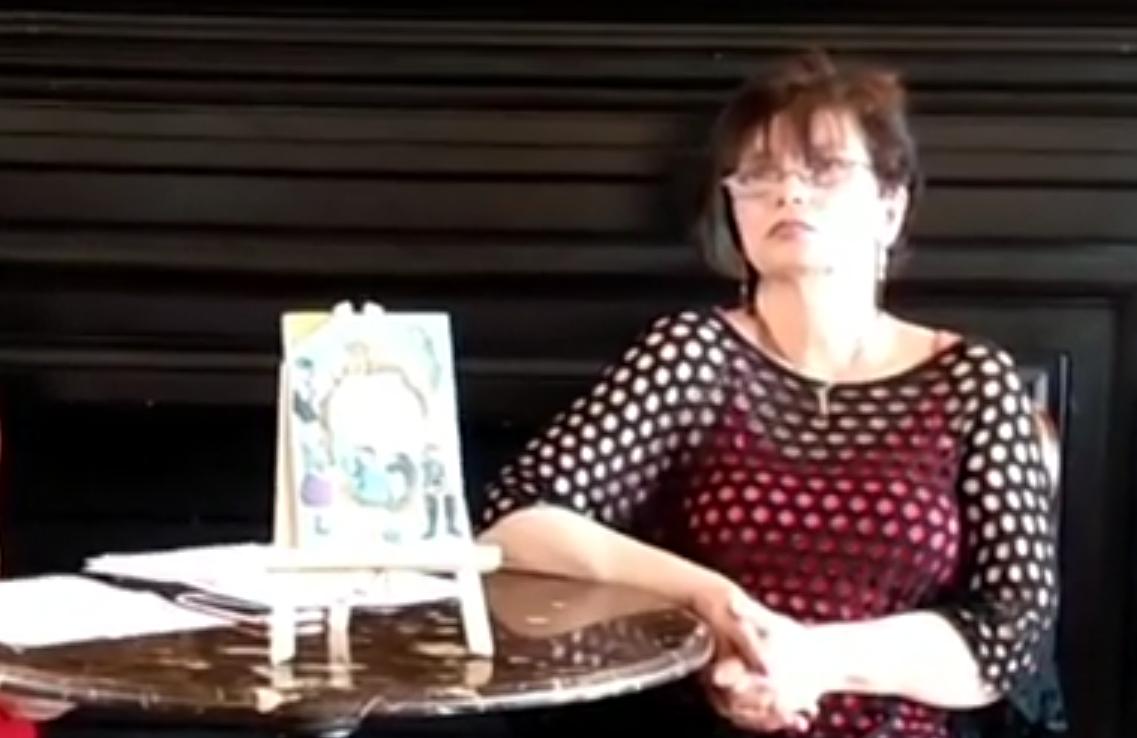 Το μυστικό του ραγισμένου καθρέφτη (βίντεο)